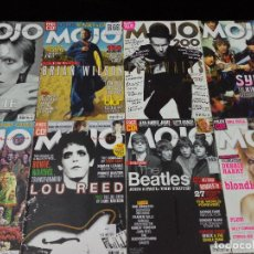 Revistas de música: MOJO - LOTE DE REVISTAS. Lote 149640662