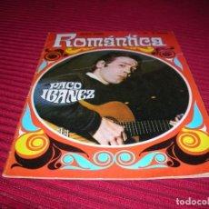 Revistas de música: REVISTA JUVENIL.ROMÁNTICA.AÑOS 60 . Lote 150393970