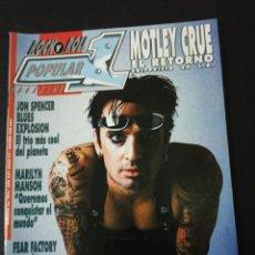 Musikzeitschriften - Popular 1, 284 , motley crue - 150849126