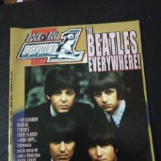 Revistas de música: POPULAR 1, 354 , THE BEATLES. Lote 151027934