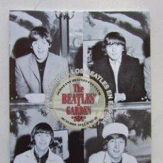 Revistas de música: THE BEATLES' GARDEN 65 2015 BEATLES EN ESPAÑA POSTCARDS FROM PARADISE . Lote 157047429