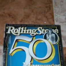 Revistas de música: ROLLING STONE - 50 MOMENTOS QUE CAMBIARON LA HISTORIA DEL ROCK & ROLL Nº 61 ESPECIAL. Lote 151314210