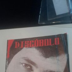 Revistas de música: DISCOBOLO 158 HUMP MAYO 68. Lote 151641942