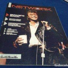 Revistas de música: REVISTA DAVID BOWIE ( NETWORK ) 1997 BOWIE´S BLACK - PHYLICIA RASHAD - DESROSIERS DANCE THEATRE ... Lote 151903786