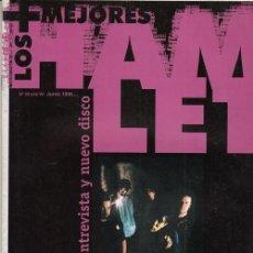 Revistas de música: LOS MAS + MEJORES ROCK MAGAZINE - ROSENDO HAMLET ILEGALES SOZIEDAD ALKOHOLIKA MAGO DE OZ. Lote 151979790
