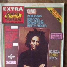 Revistas de música: SAL COMUN EXTRA Nº 30, 31 DE 1980- BOB MARLEY, CHUCK BERRY, BANDA TRAPERA, JORDI SABATES, POP. Lote 151982798