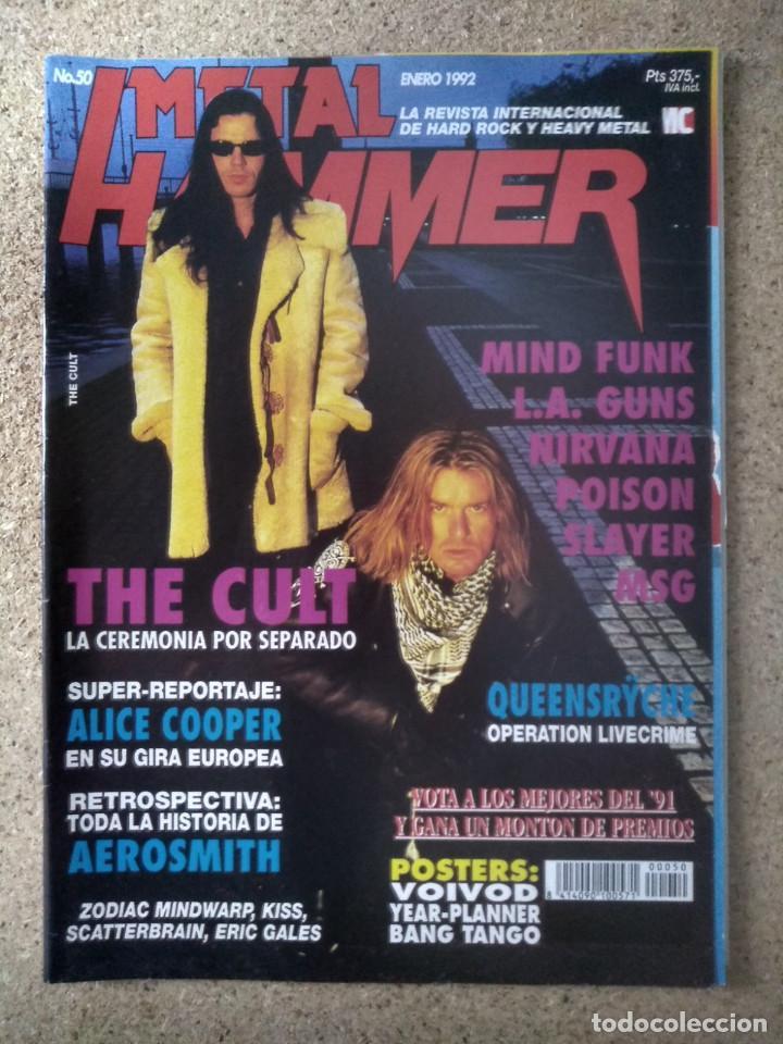 The Cult, Ian Astbury, Billy Duffy, Sonic Temple...  151997502