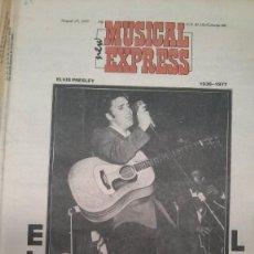 Revistas de música: 442 REVISTAS NEW MUSICAL EXPRESS. Lote 152059742