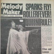 Revistas de música: 349 REVISTAS MELODY MAKER. Lote 152060038