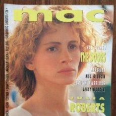 Revistas de música: REVISTA MAC. SUPLEMENTO EL GRAN MUSICAL. Nº 26. AÑOS 90. Lote 152168382