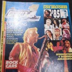 Revistas de música: REVISTA POPULAR 1 Nº 152 SUPERTRAMP ROSENDO. Lote 152488538