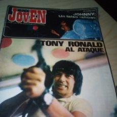 Revistas de música: REVISTA MUNDO JOVEN 150 14 AGOSTO DE 1971 . Lote 153116770