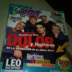 Revistas de música: REVISTA SUPER POP 554 JUNIO 1999. Lote 153116978