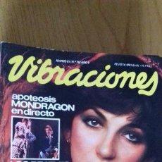 Revistas de música: VIBRACIONES Nº 78 MARZO 1981. Lote 153119746