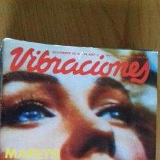 Revistas de música: VIBRACIONES Nº 74 NOVIEMBRE 1980. Lote 153121662