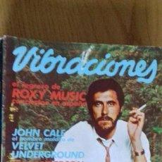 Revistas de música: VIBRACIONES Nº 70 JULIO 1980. Lote 153123270