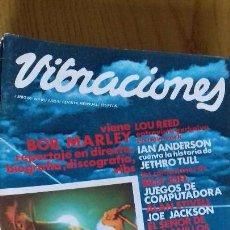 Revistas de música: VIBRACIONES Nº 69 JUNIO 1980. Lote 153123706