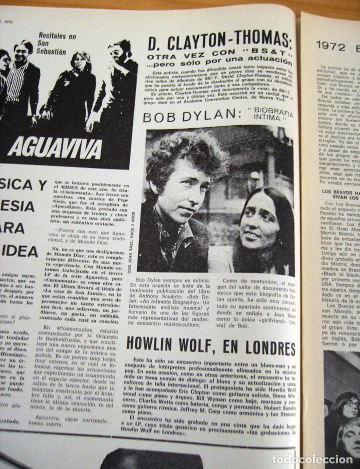 Revistas de música: DISCO EXPRES - BEATLES72 - NÚMERO 156 - AÑO 1972 - Foto 3 - 153249722