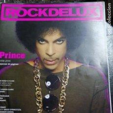 Revistas de música - ROCK DE LUX N. 351. PRINCE 1958-2016, ESPECIAL 30 PÁGINAS - 153725338