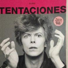 Revistas de música - Tentaciones. Portada David Bowie - 155418326