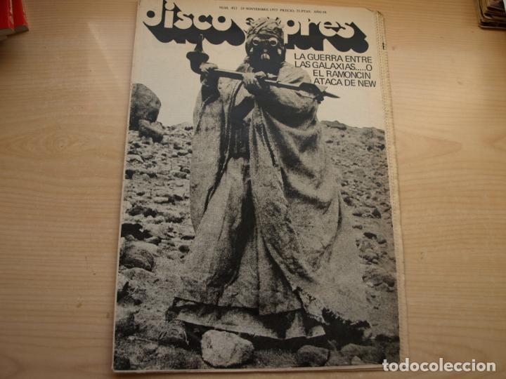 Revistas de música: DISCO EXPRES - REVISTA MUSICAL - LOTE DE 32 NÚMERO - SE VENDEN SUELTOS - Foto 15 - 155433822