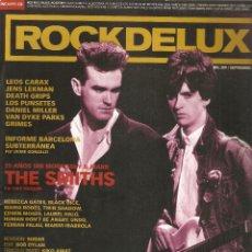 Revistas de música: ROCKDELUX Nº 309 (+ CD) SEPTIEMBRE DE 2012. Lote 155496950