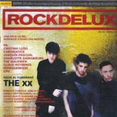 Revistas de música: ROCKDELUX Nº 308 (SIN CD) JULIO Y AGOSTO DE 2012. Lote 155498118
