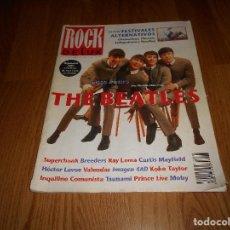 Revistas de música: ROCK DE LUX: Nº 101 THE BEATLES DISCO A DISCO, THE BREEDERS, EL INQUILINO COMUNISTA. Lote 155589282