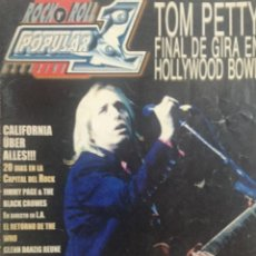Revistas de música: POPULAR 1 TOM PETTY. Lote 155697222