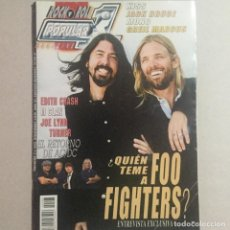 Revistas de música: POPULAR 1 FOO FIGHTERS. Lote 155698898