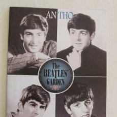 Revistas de música: THE BEATLES' GARDEN 12 1995 ANTHOLOGY FALLAS VALENCIA. Lote 174020513