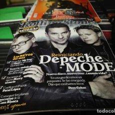 Revistas de música: ROLLING STONE N° 114. DEPECHE MODE. Lote 156520286