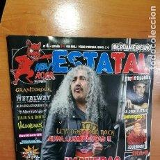 Revistas de música: REVISTA HEAVY ROCK ESTATAL Nº4 . Lote 157139122
