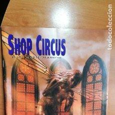 Revistas de música: REVISTA CATÁLOGO SHOP CIRCUS Nº16 ABRIL-MAYO 2000. Lote 157139338