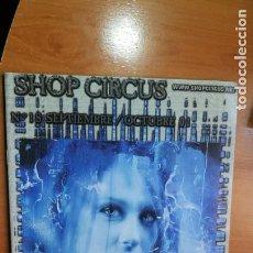 Revistas de música: REVISTA CATALOGO SHOP CIRCUS Nº18 SEPTIEMBRE-OCTUBRE 2001. Lote 157139378
