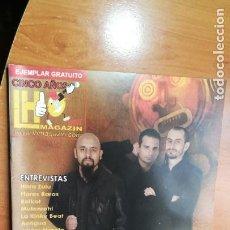 Revistas de música: REVISTA LH MAGAZINE. Lote 157139406