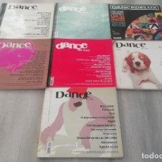 Revistas de música: 7REVISTA DANCE DE LUX 1998,1999,2000,2001,,2002,2003,2005. Lote 157422942