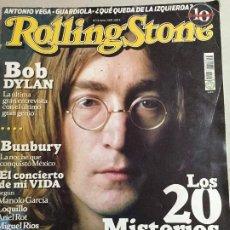 Revistas de música: ROLLING STONE. MISTERIOS DEL ROCK. Lote 157590978