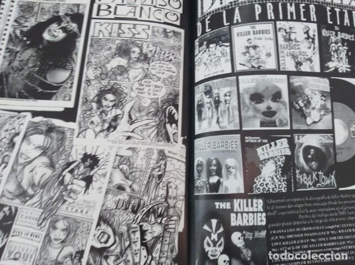 Revistas de música: THE KILLER BARBIES FANSCINE TODO SOBRE EL NUEVO COMIC - Foto 4 - 222706201