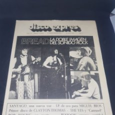 Revistas de música: REVISTA MUSICAL DISCO EXPRÉS NÚMERO 182. Lote 159503364