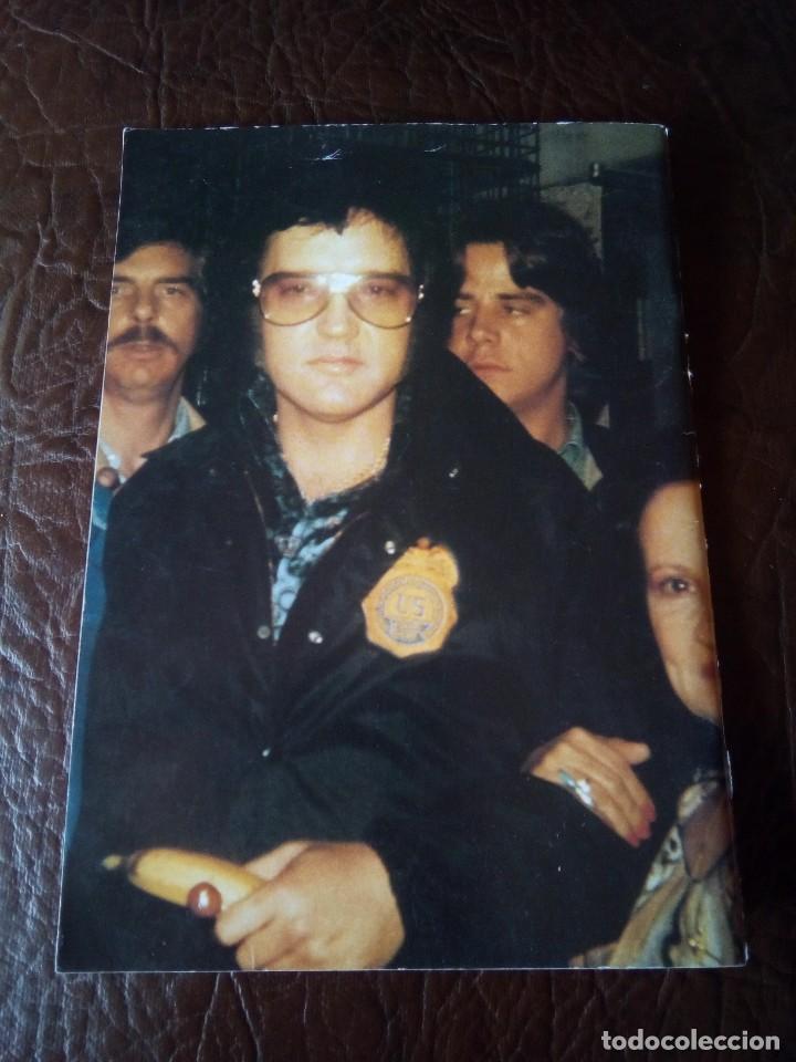 Revistas de música: REVISTA ELVIS THE MAN AND HIS MUSIC N°18 1993 - Foto 2 - 159775058