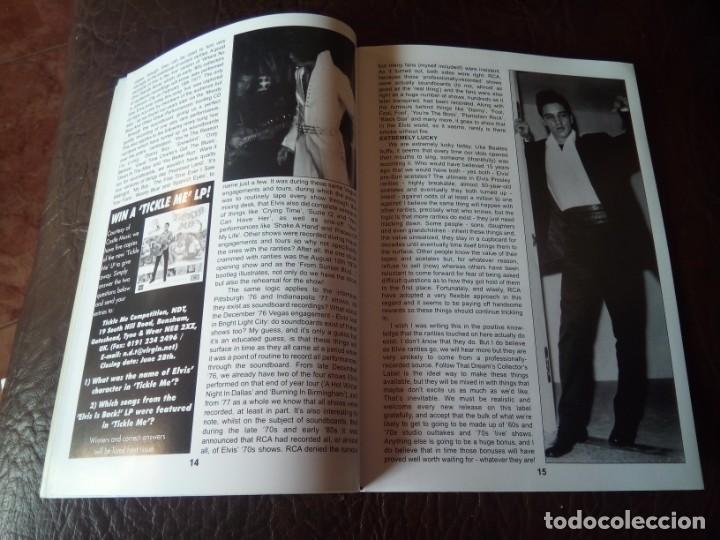Revistas de música: REVISTA ELVIS THE MAN AND HIS MUSIC N°56 2002 - Foto 3 - 159776630