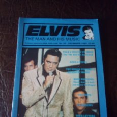 Revistas de música: REVISTA ELVIS THE MAN AND HIS MUSIC N°29 1995. Lote 159776786