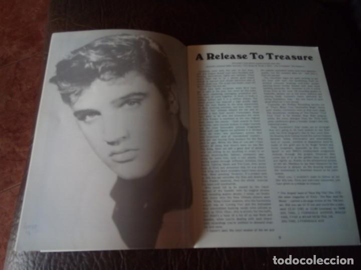 Revistas de música: REVISTA ELVIS THE MAN AND HIS MUSIC N°16 1992 - Foto 3 - 159777490