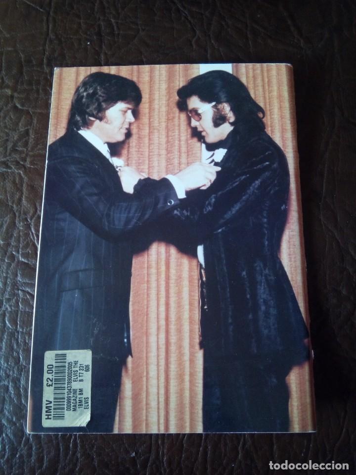 Revistas de música: REVISTA ELVIS THE MAN AND HIS MUSIC N°35 1997 - Foto 2 - 159777698