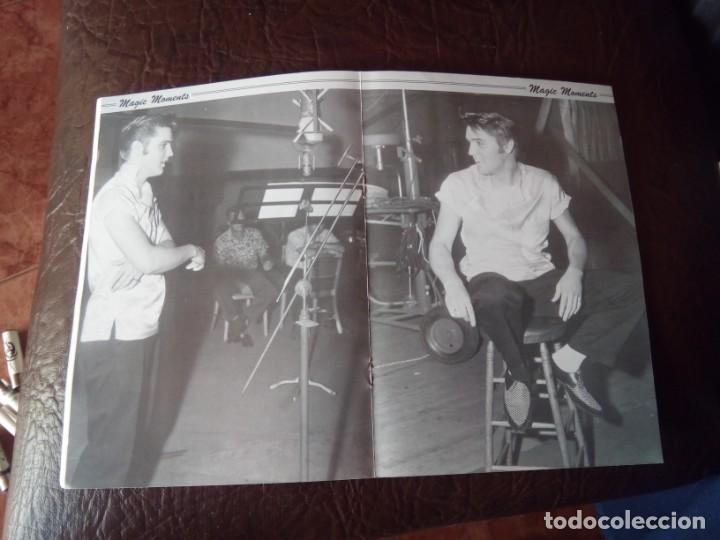 Revistas de música: REVISTA ELVIS THE MAN AND HIS MUSIC N°51 2001 - Foto 3 - 159778886