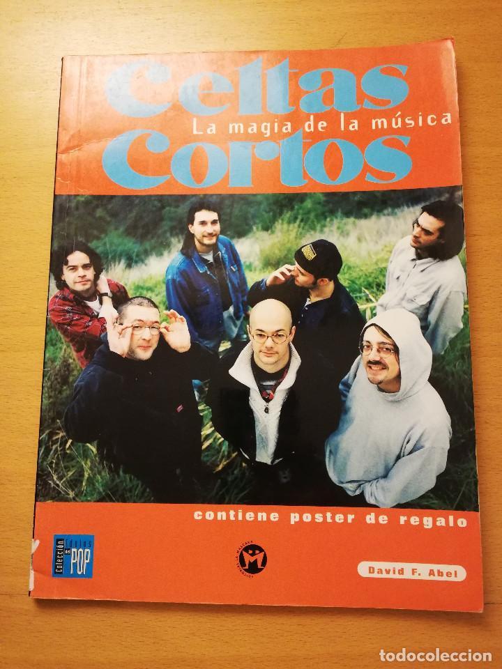 CELTAS CORTOS. LA MAGIA DE LA MÚSICA (DAVID F. ABEL) NO CONTIENE POSTER (Música - Revistas, Manuales y Cursos)