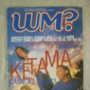 Revistas de música: REVISTA WM ? WHAT´S MUSIC - Nº29 - KETAMA, BUNBURY, APOLLO 4 40, MOLOTOV, DONNA SUMMER. Lote 160970386