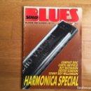 Revistas de música: SOLO BLUES #11: SONNY BOY WILLIAMSON, CURTIS MAYFIELD, ROY BUCHANAN, DEXTER GORDON,.... Lote 161066012