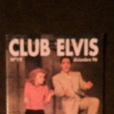Revistas de música - REVISTA CLUB ELVIS Nº 19-ELVIS PRESLEY - 161405774